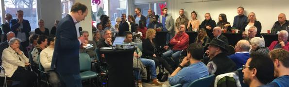 Lagerhuisdebat 6 april