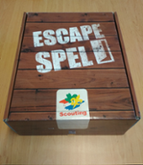 Scouting Escapespel