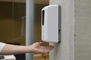 Contactloze handgel-dispenser
